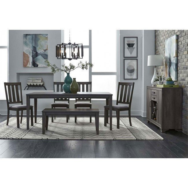 Swell Tanners Creek 72 Inch Dining Room Set W Bench Ncnpc Chair Design For Home Ncnpcorg