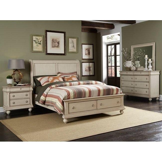 Rustic Traditions Ii Storage Bedroom Set Liberty Furniture
