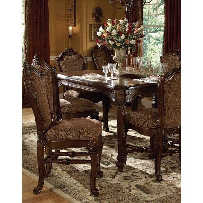 Windsor Court Counter Height Dining Room Set