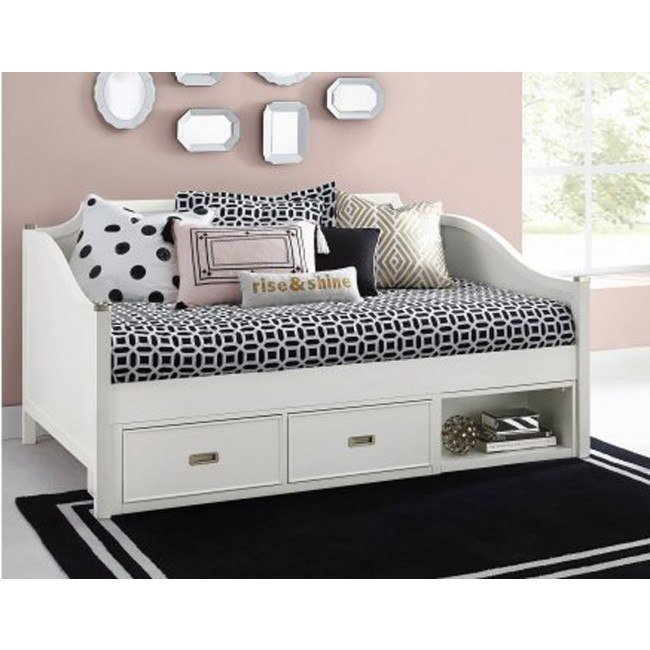 Tinley Park Twin Daybed W Storage