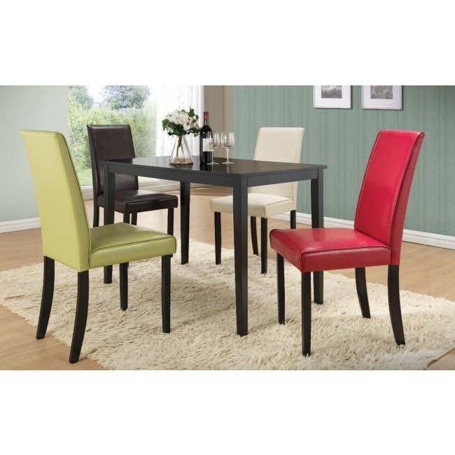 Houston Dining Room Set W/ Chair Choices Acme Furniture ...