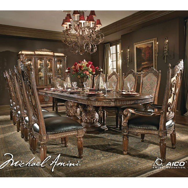 Fabulous Villa Valencia Rectangular Dining Room Set Unemploymentrelief Wooden Chair Designs For Living Room Unemploymentrelieforg