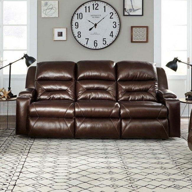 Astounding Beacon Power Lumbar Reclining Sofa Apollo Kona Machost Co Dining Chair Design Ideas Machostcouk