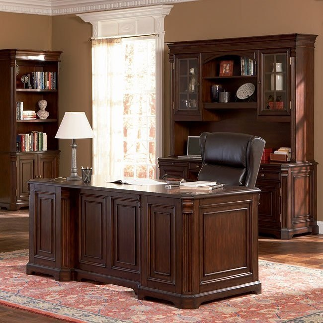 Cherry Valley Home Office Set Coaster Furniture