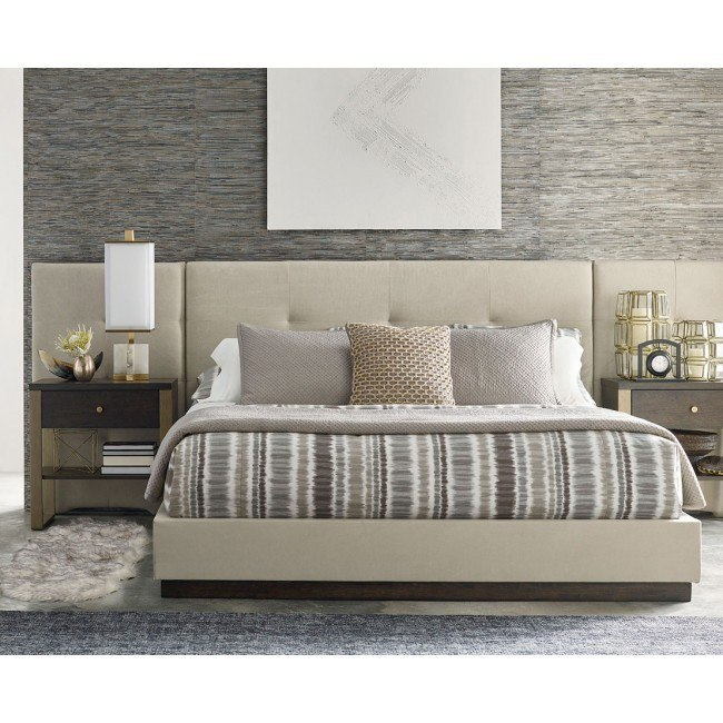 Austin Upholstered Wall Bed