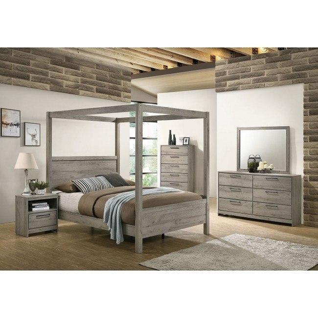Alix Canopy Bedroom Set