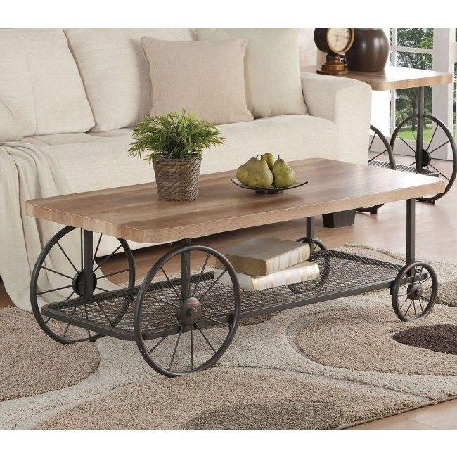 Francie Coffee Table Acme Furniture Furniture Cart