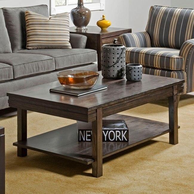 Montreat Cocktail Table Kincaid Furniture Furniture Cart