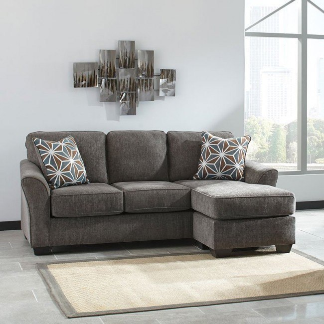 Phenomenal Brise Slate Sofa Chaise Dailytribune Chair Design For Home Dailytribuneorg