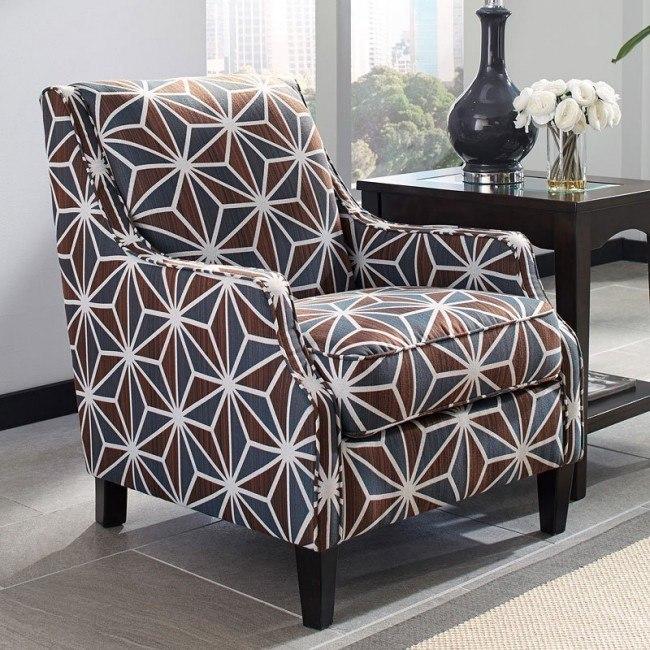 Peachy Brise Chestnut Accent Chair Theyellowbook Wood Chair Design Ideas Theyellowbookinfo