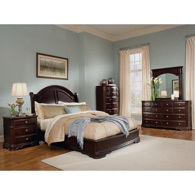 Grandover Low Profile Bedroom Set Homelegance | Furniture Cart