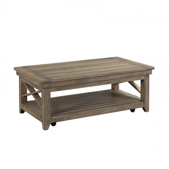 Mill House Soots Coffee Table Kincaid Furniture Furniture Cart