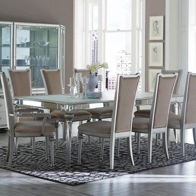 Bel Air Park Dining Table Aico Furniture Furniture Cart