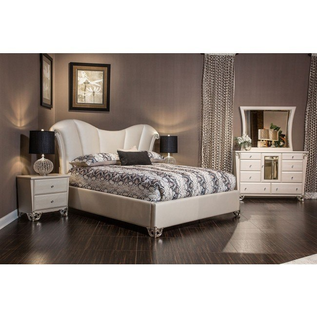 Swell Sunset Terrace Upholstered Bedroom Set Home Interior And Landscaping Ologienasavecom