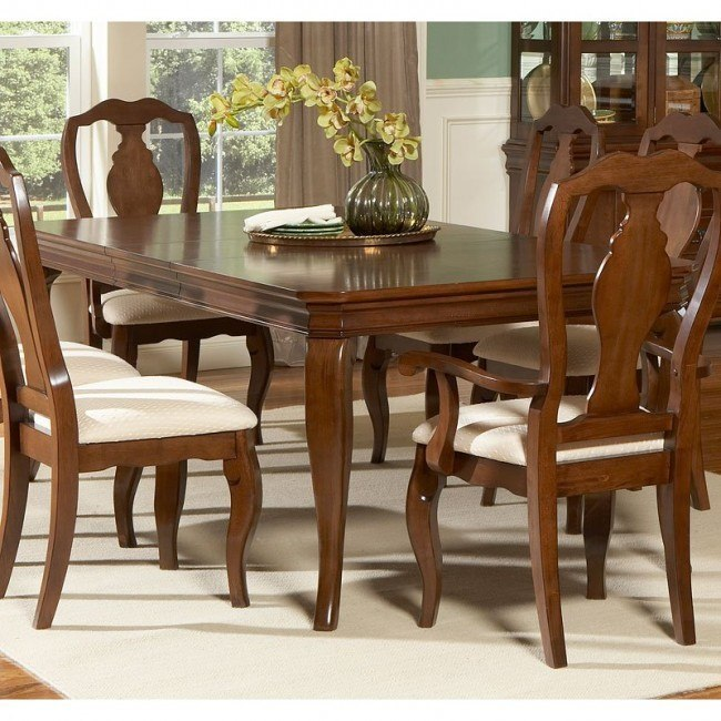 Louis Philippe Rectangular Dining Table