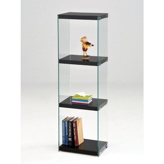 Baxter 16 Inch Width Bookcase Acme Furniture | Furniture Cart