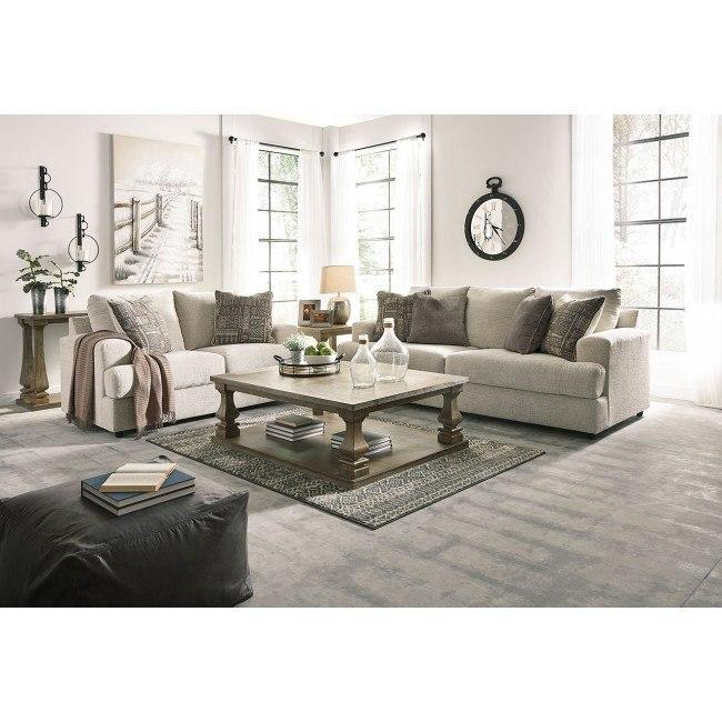 Soletren Stone Living Room Set