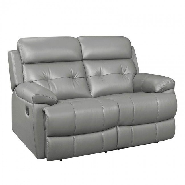 Marvelous Lambent Reclining Loveseat Gray Gmtry Best Dining Table And Chair Ideas Images Gmtryco