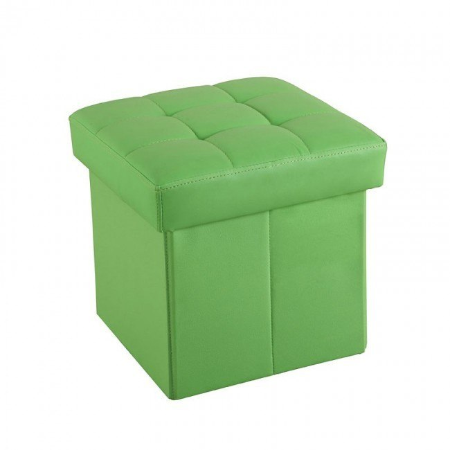 Fabulous Kori Youth Storage Ottoman Green Ocoug Best Dining Table And Chair Ideas Images Ocougorg