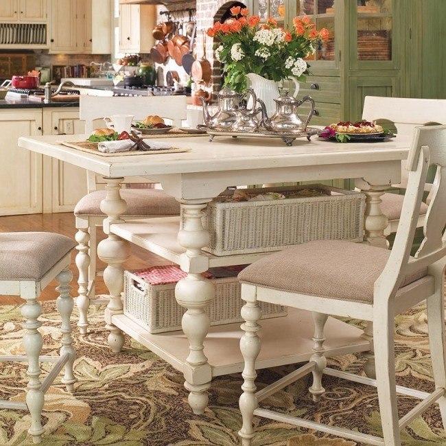 Paula Deen Home Kitchen Gathering Table