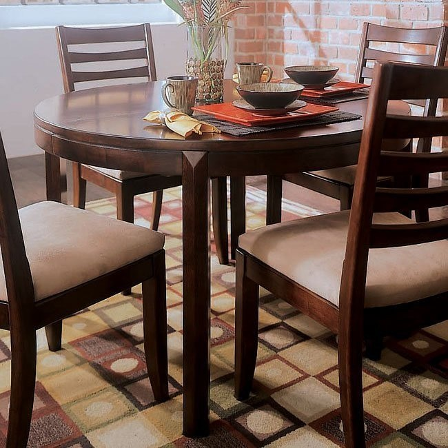 Astounding Tribecca Round Dining Table Alphanode Cool Chair Designs And Ideas Alphanodeonline