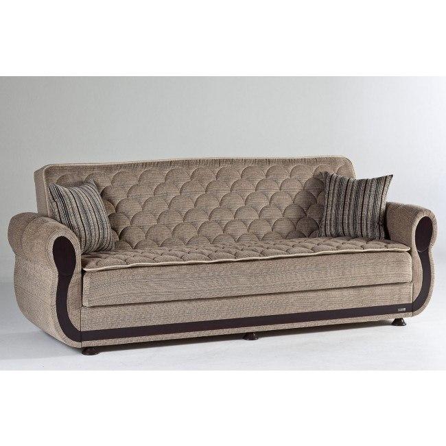 Argos 3 Seat Sleeper Zilkade L Brown