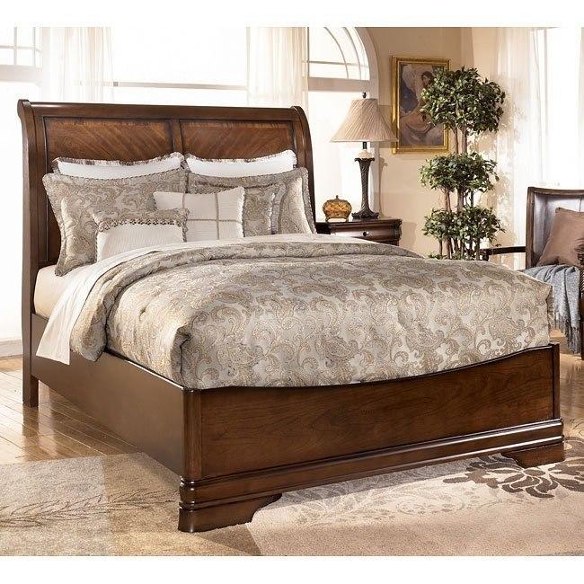 Hamlyn Platform Bed Signature Design By Ashley Furniture Cart