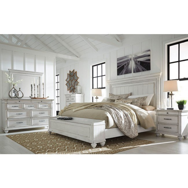 Kanwyn Storage Bedroom Set