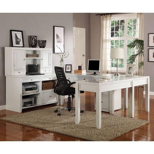 Boca Modular Home Office Set Parker