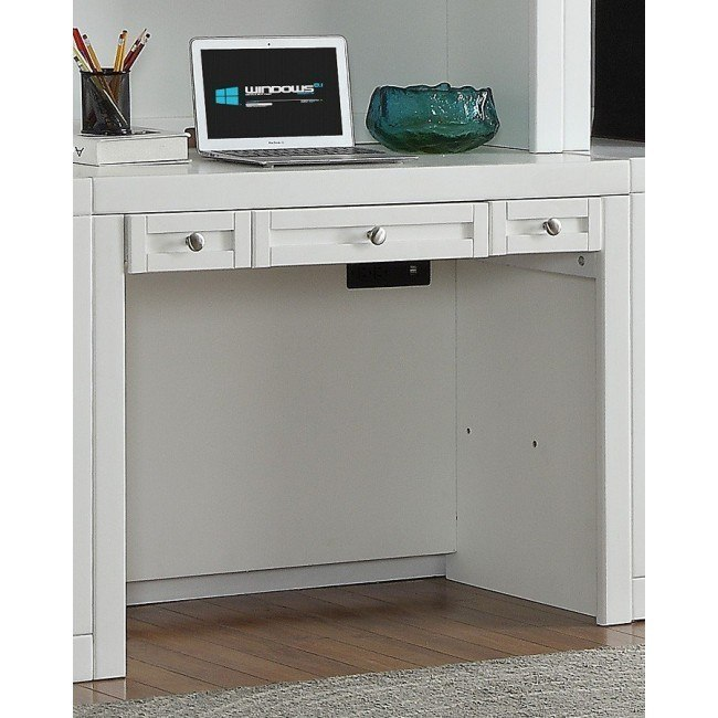 Catalina 40 Inch Library Desk Parker