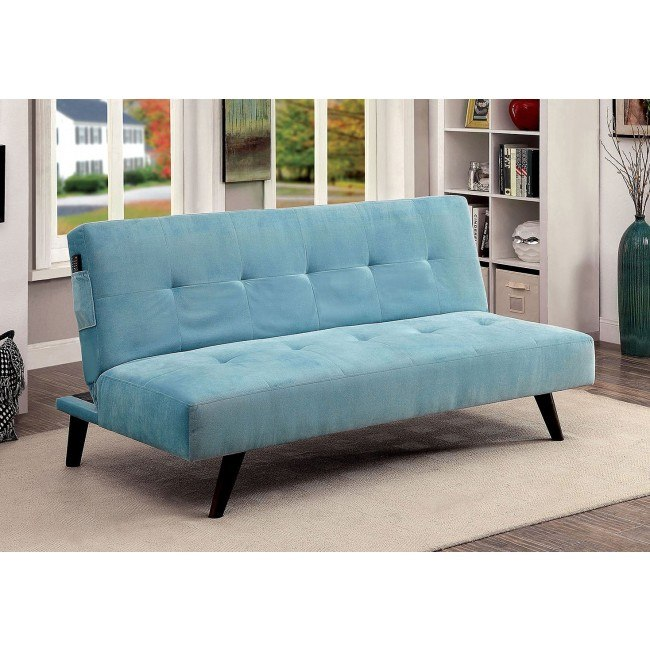Oriana Sofa Bed Light Blue Furniture