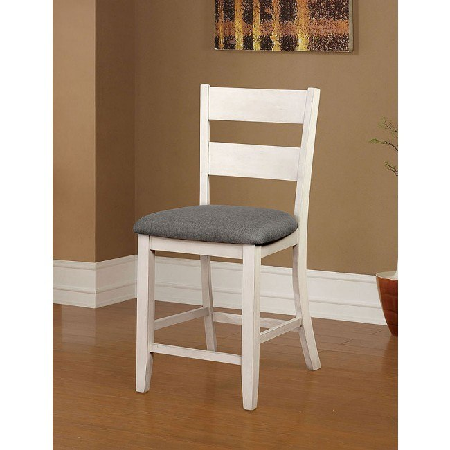 Brilliant Anadia Counter Height Chair Set Of 2 Alphanode Cool Chair Designs And Ideas Alphanodeonline