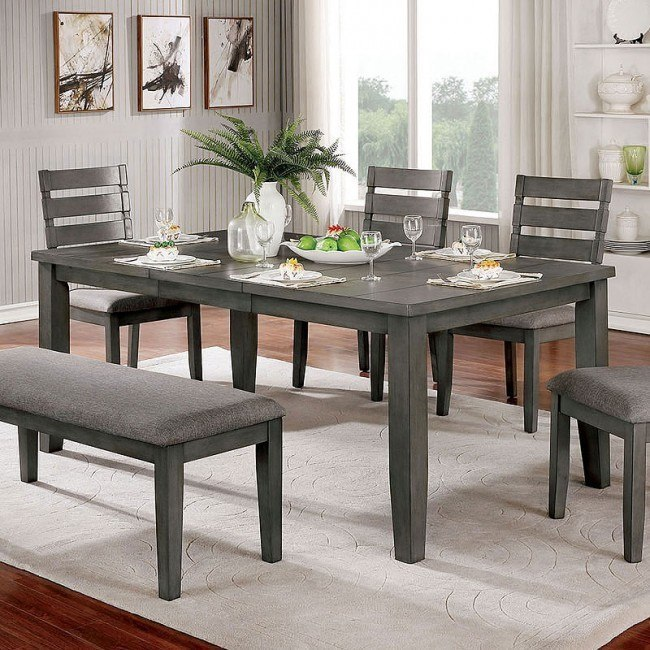 Viana Expandable Dining Table
