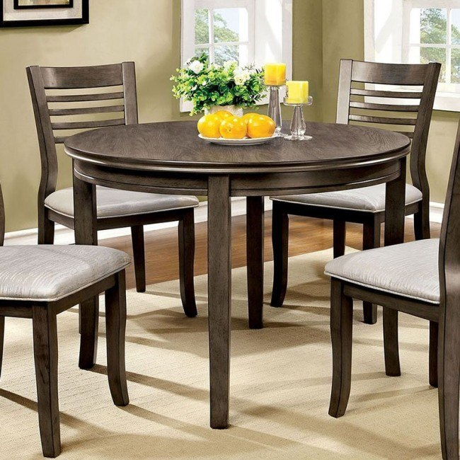 Dwight Iii 42 Inch Round Dining Table