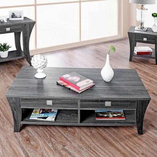 Amity Coffee Table Furniture Of America Furniture Cart