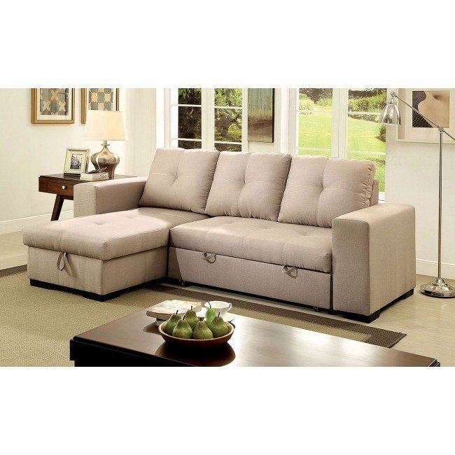 Miraculous Sectional With Pull Out Sleeper Best Interior Design Gmtry Best Dining Table And Chair Ideas Images Gmtryco