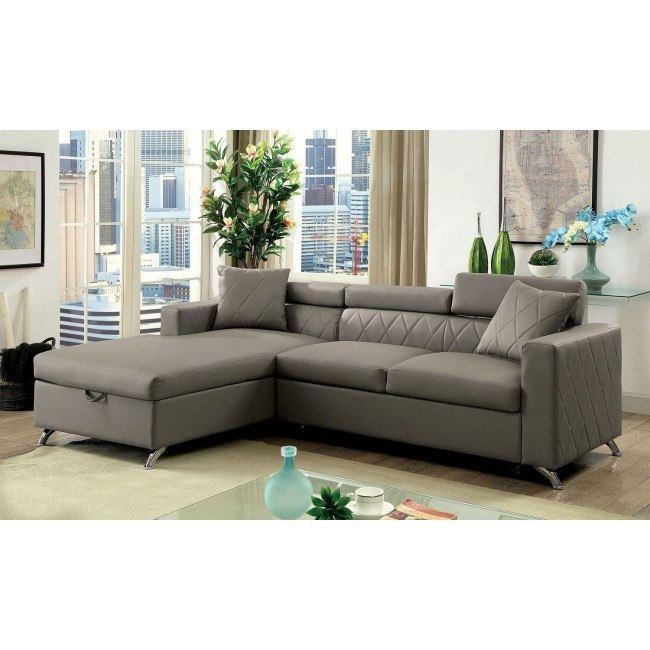 Dayna Sectional W Pull Out Sleeper