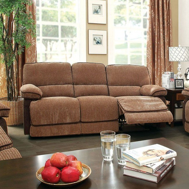 Hazlet Reclining Sofa Furniture Of America Furniture Cart