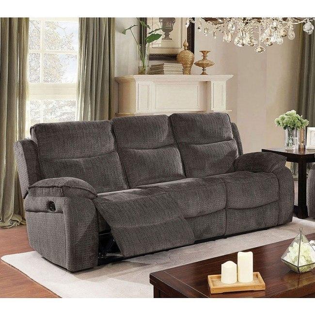Selfridge Reclining Sofa W Drop Down Table