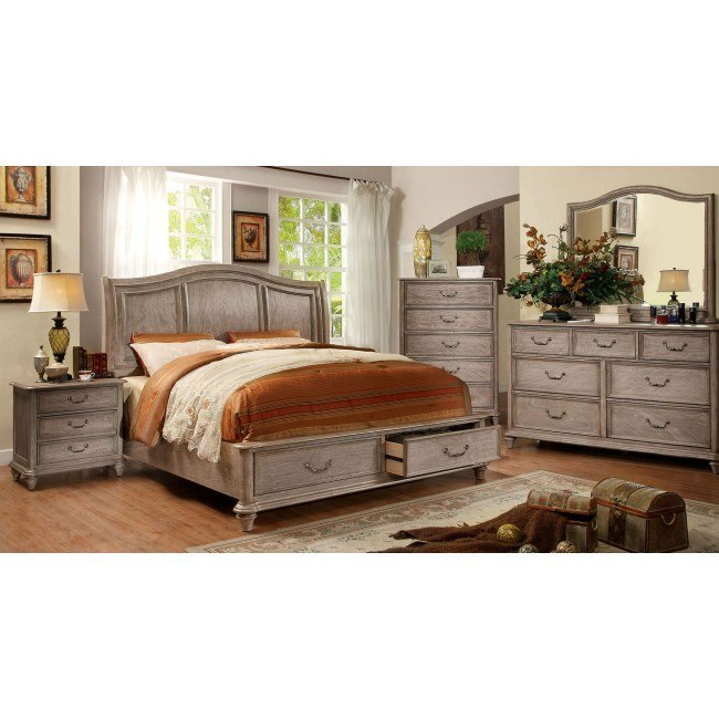 Belgrade I Storage Bedroom Set Furniture Of America