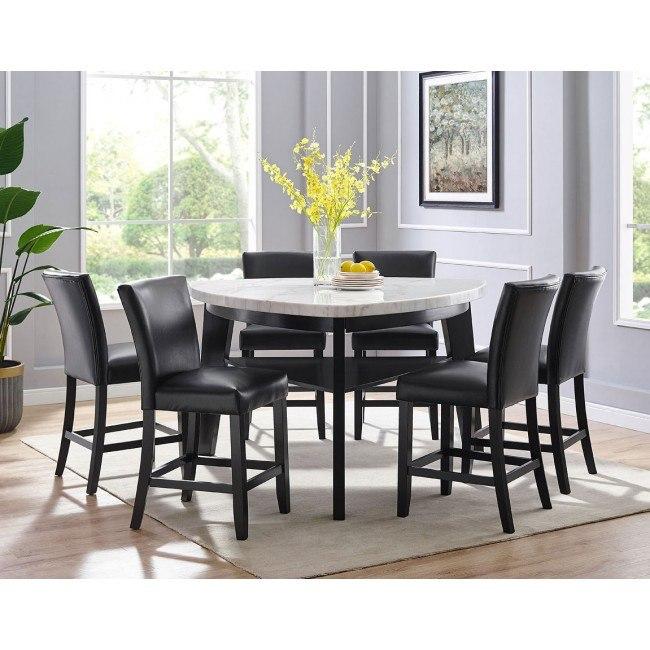 Carrara Counter Height Dining Room Set