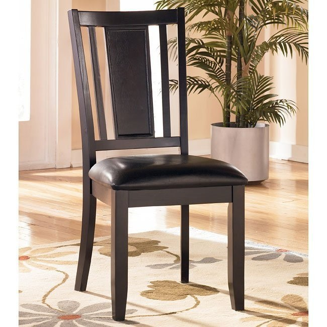 Carlyle Dining Room Set: Carlyle Side Chair (Set Of 2) Signature Design By Ashley