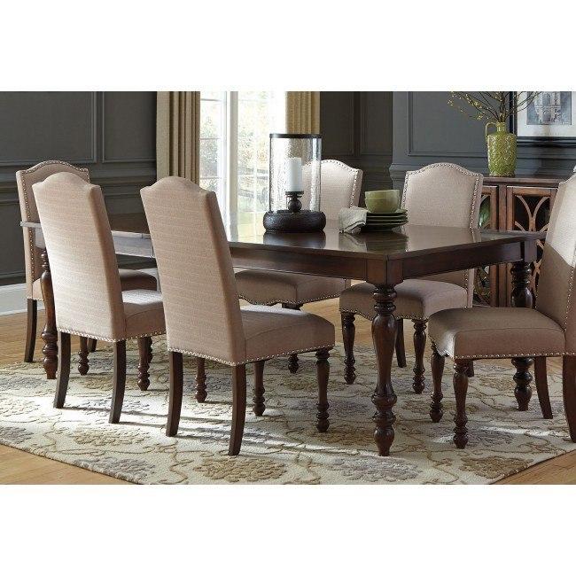 Baxenburg Dining Table Signature Design 1 Reviews Furniture Cart