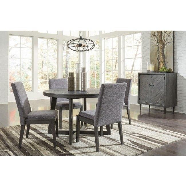 Besteneer Round Dining Room Set Signature Design ...