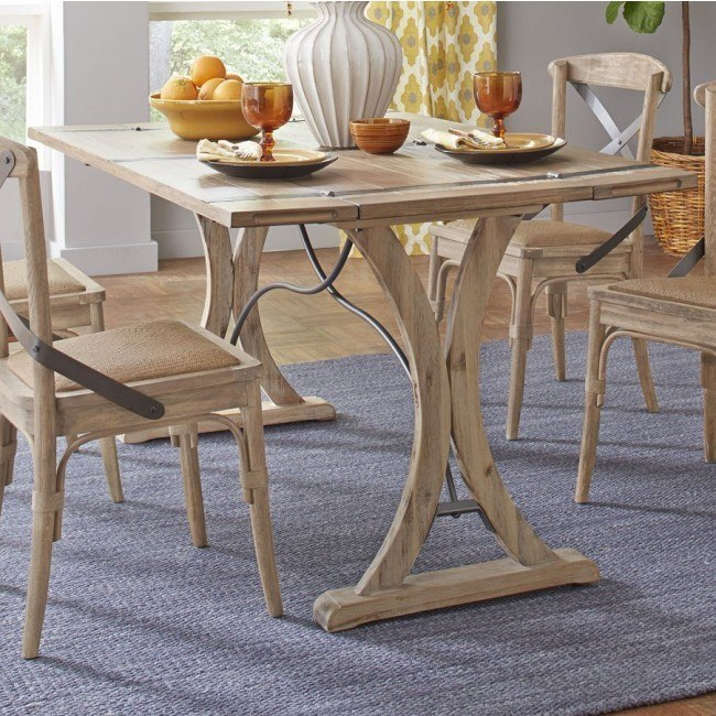 Phenomenal Sonoma Folding Top Dining Table Gamerscity Chair Design For Home Gamerscityorg