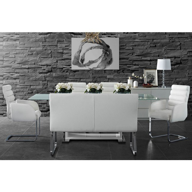 Beaux Dining Room Set W Settee Elements Furniture Furniture Cart