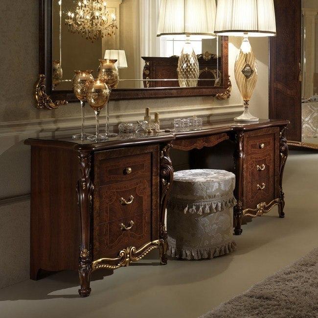 Donatello Vanity Dresser Esf Furniture