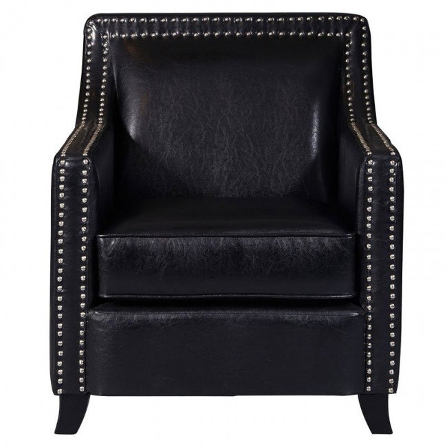 Fine Black Accent Chair Machost Co Dining Chair Design Ideas Machostcouk