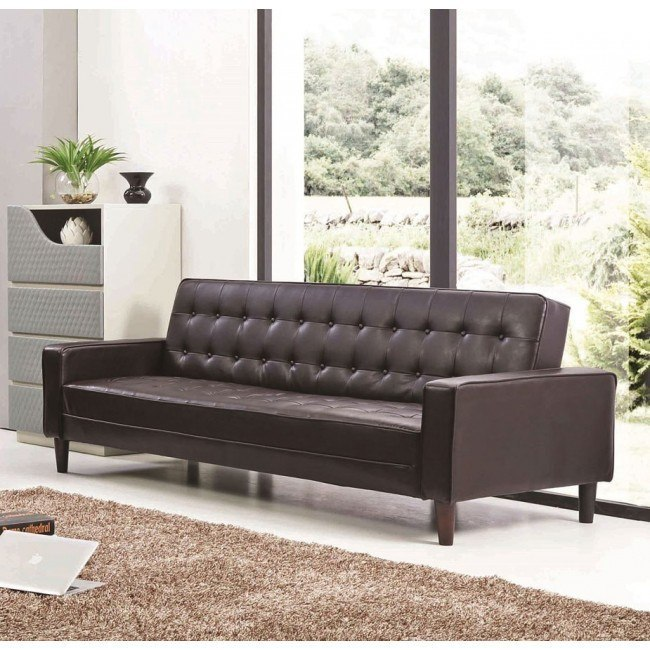 Wondrous G845A Sofa Bed Cappuccino Squirreltailoven Fun Painted Chair Ideas Images Squirreltailovenorg