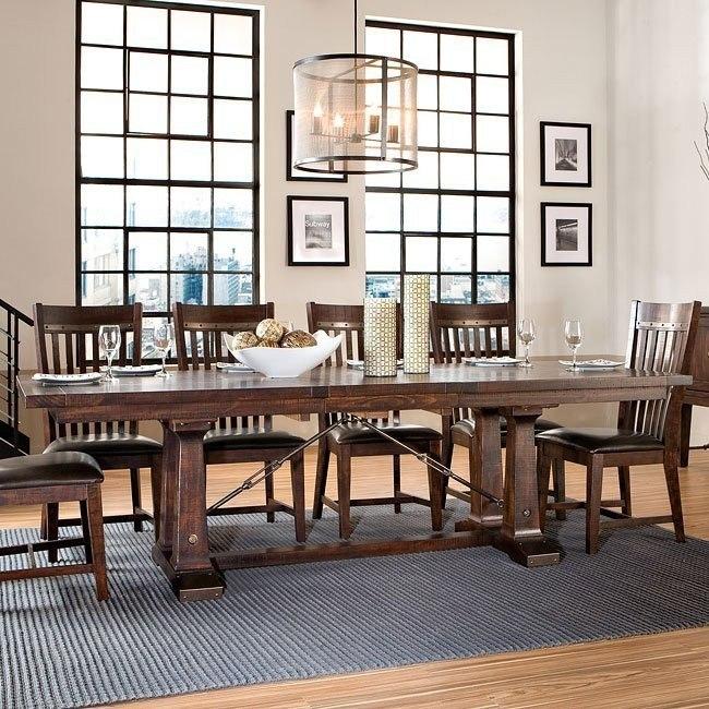 Superb Hayden Trestle Dining Table Ibusinesslaw Wood Chair Design Ideas Ibusinesslaworg